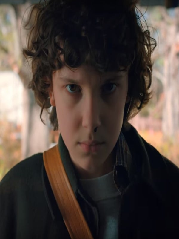 Eleven's Youthful Curls