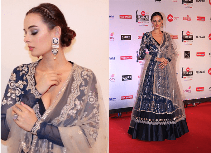 Evelyn Sharma Filmfare Awards 2018