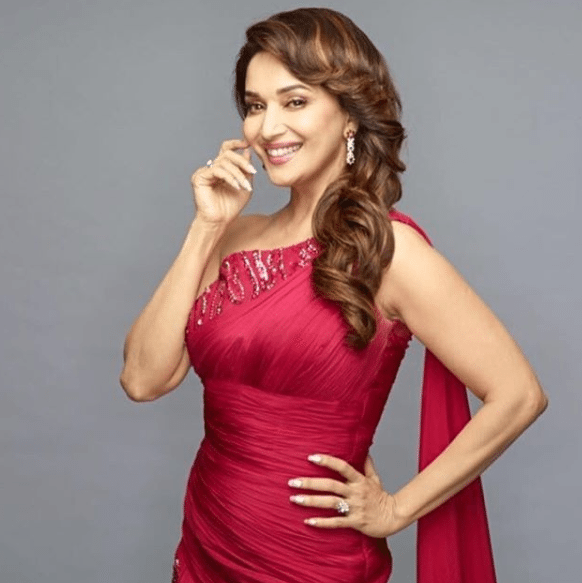 Madhuri Dixit Hair Colour