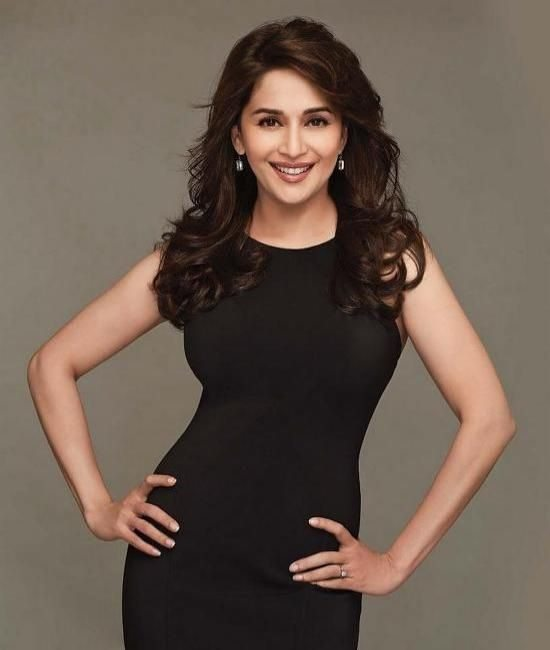 Madhuri - She Can Pull Off Any Look