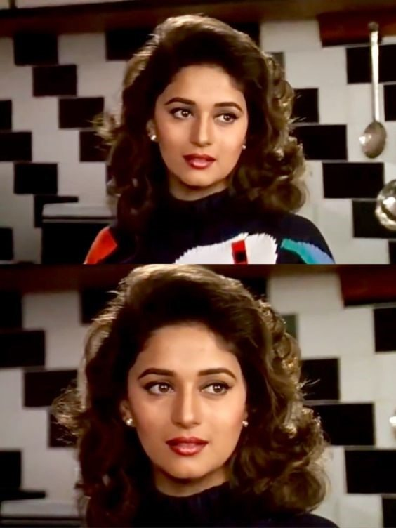Madhuri - She's Got Those To- Die- For Curls