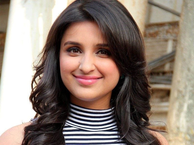 Parineeti Chopra Hair Colour