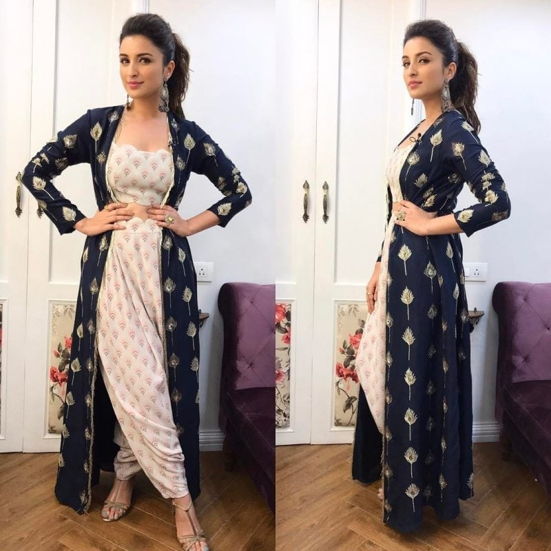 Parineeti Chopra Traditional Look