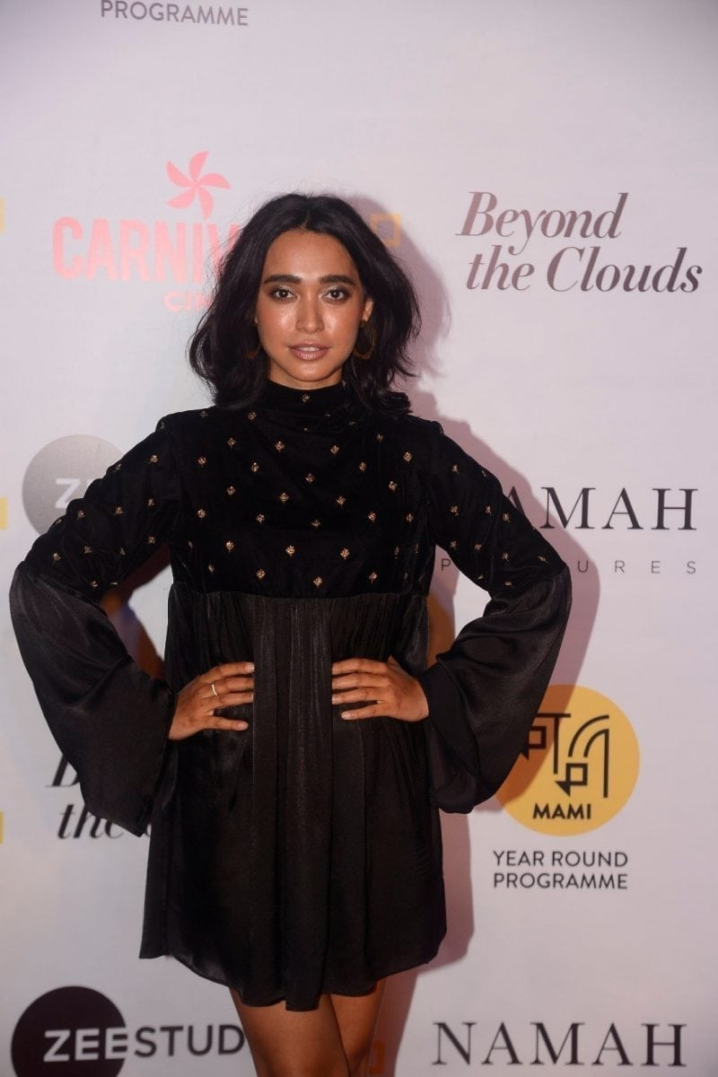 Sayani Gupta Beyond The Clouds Screening