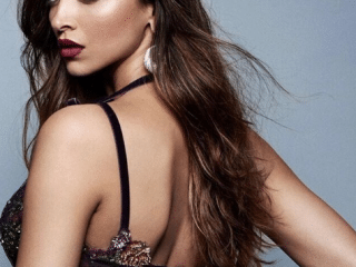 Deepika Padukone Red Carpet Hairstyles