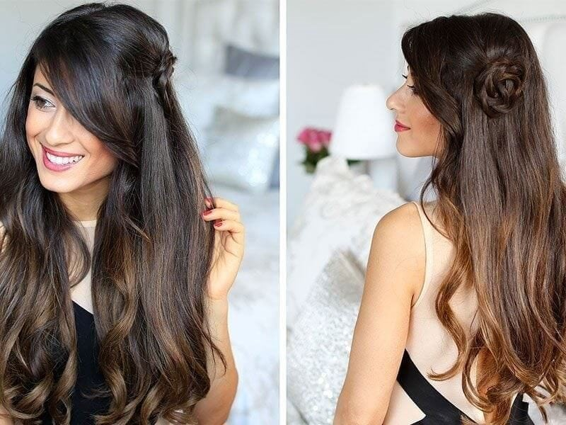 Party Hairstyles 10 Best Hairstyles For Your Next Party Party