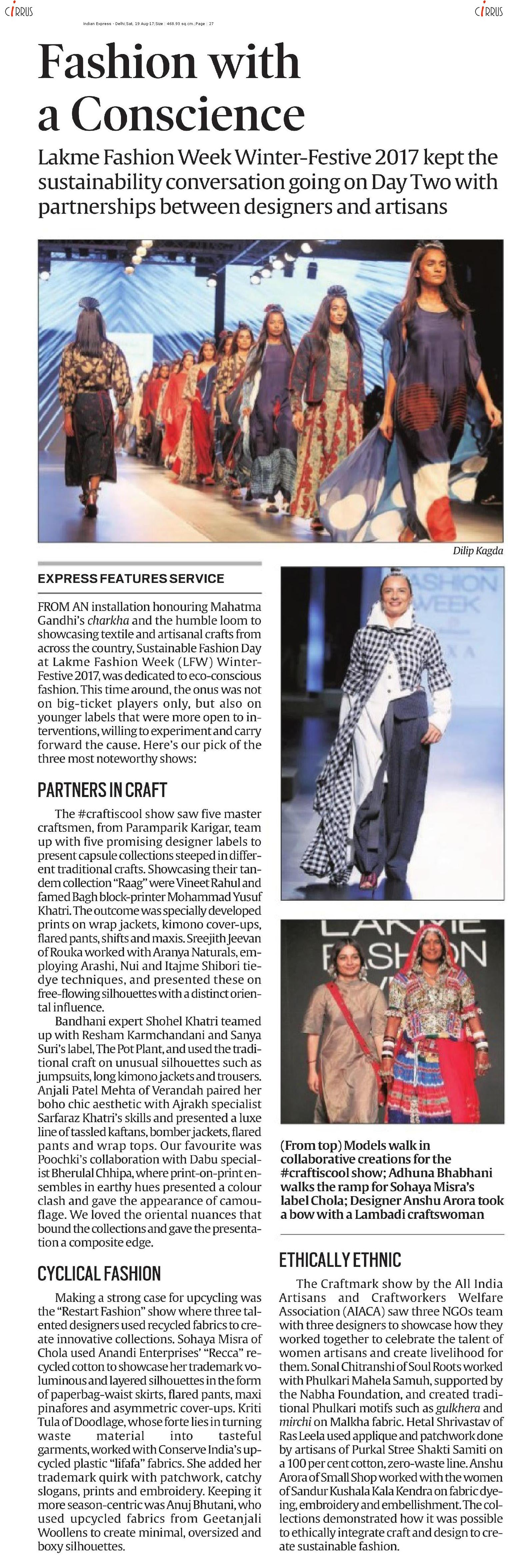 The Indian Express, pg 27