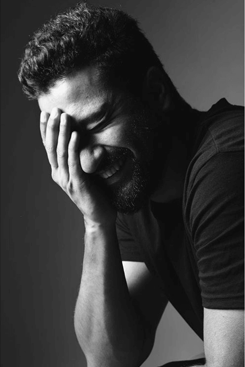 Vicky kaushal crew cut hairstyle