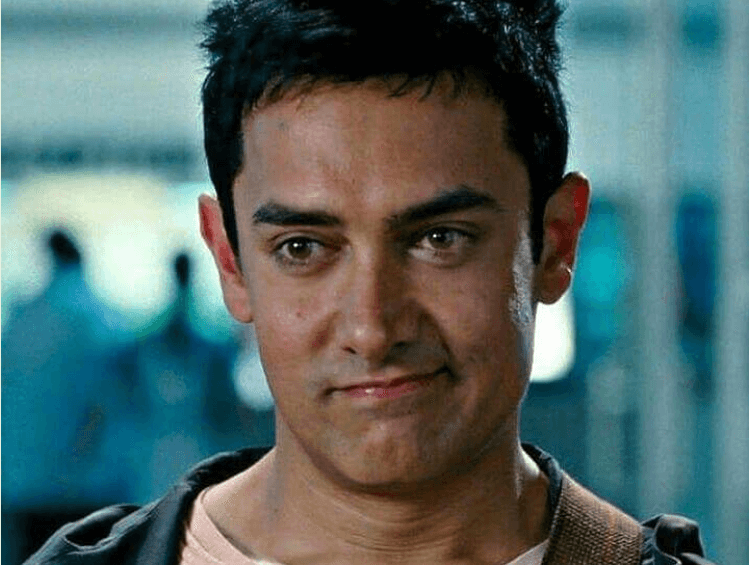 aamir khan 3 idiots hairstyle