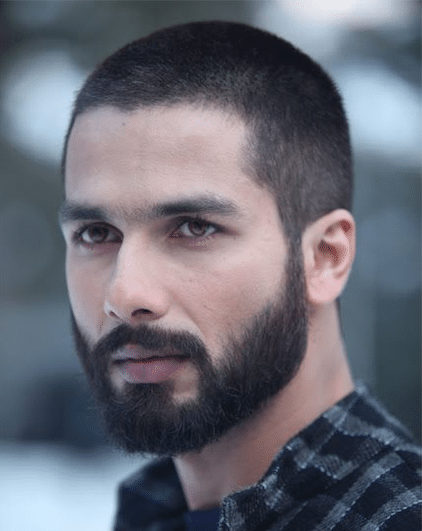 Classic buzz cut hairstyle for Indian Men