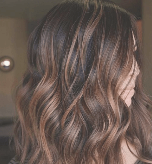 Best hair colour ideas - chocolate brown hair colour