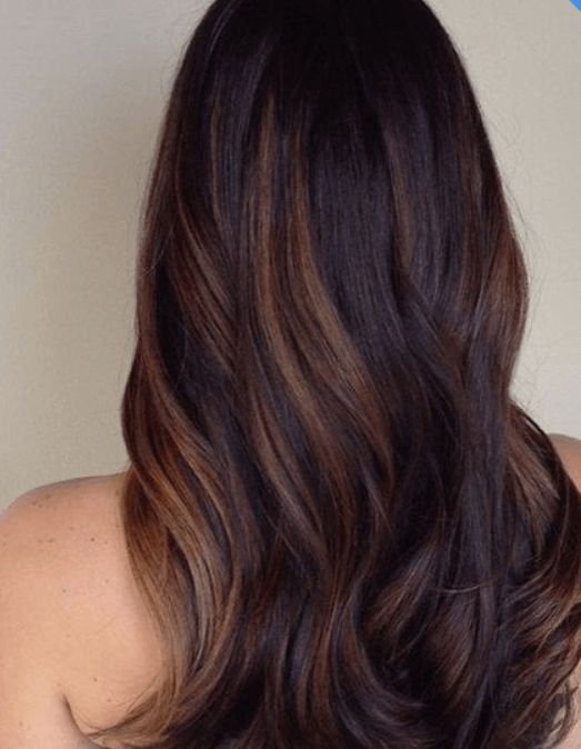 Best hair colour ideas - coffee brown hair colour