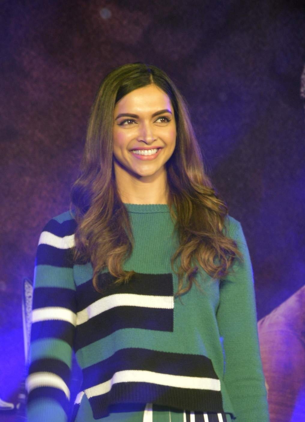 Deepika Padukone at a promotional event