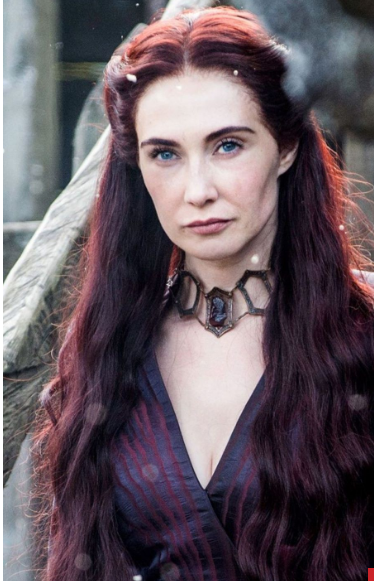 red hair in GOT
