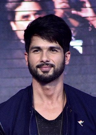 shahid hairstyles