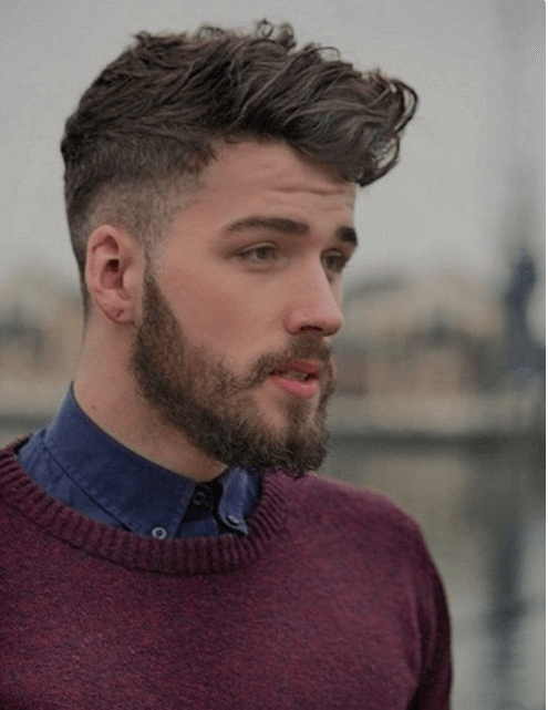 good haircuts for men