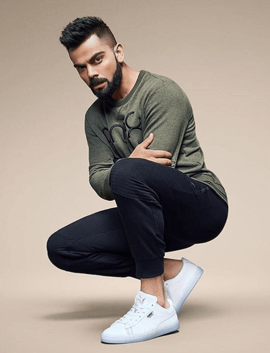 Virat Kohli Hairstyles Top 11 Hairstyles That Will Never Go