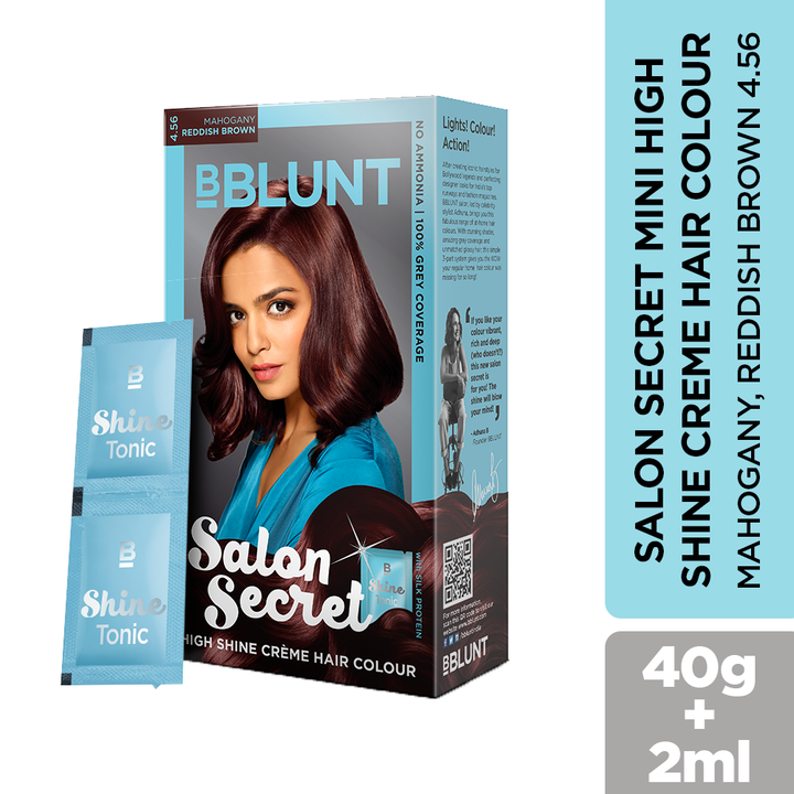 Salon Secret High Shine Crème Hair Colour