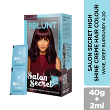 Load image into Gallery viewer, Salon Secret High Shine Crème Hair Colour