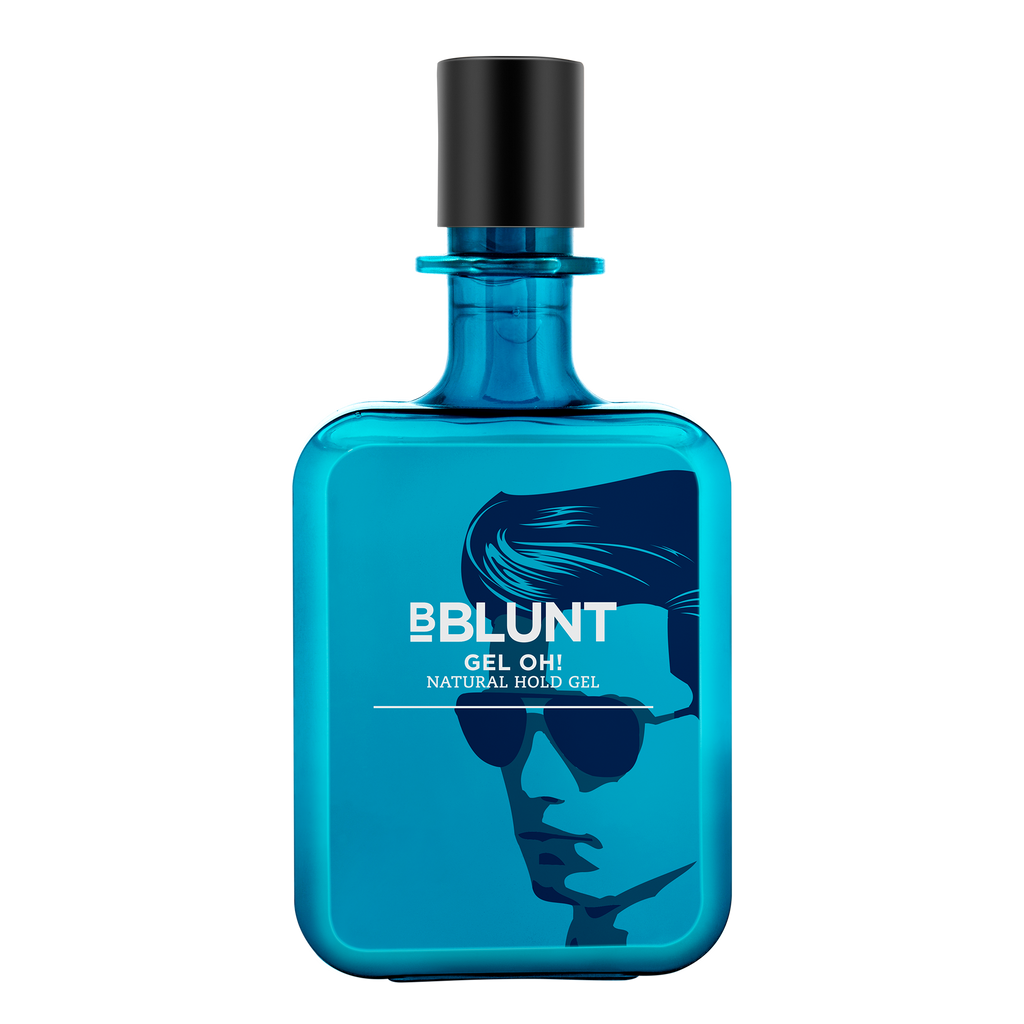 BBLUNT Gel Oh! Natural Hold Gel 150ml - BBLUNT