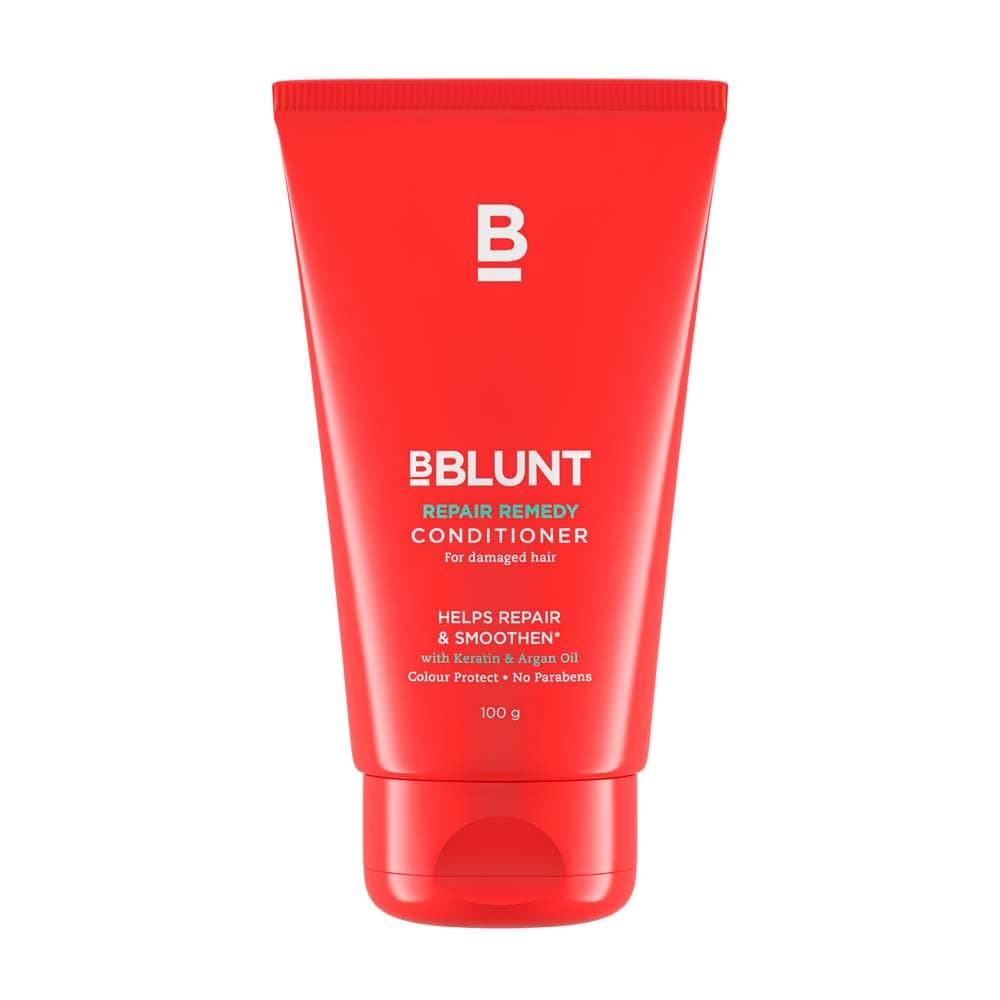 Repair Remedy Conditioner For Damaged Hair 100g - BBLUNT
