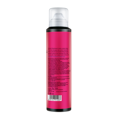 Back To Life Dry Shampoo <br>For Instant Freshness