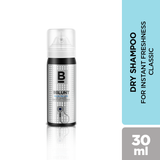 Dry Shampoo <br>For Instant Freshness