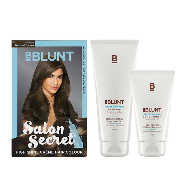 Salon Secret Coffee + Perfect Balance Duo - BBLUNT