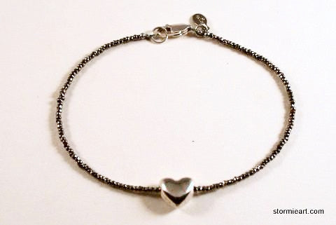 Small Mixed Metal Bracelet