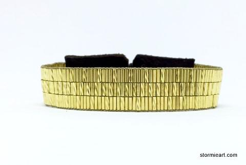 Golden River Bracelet
