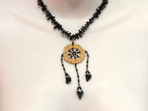 Medicine Wheel Necklace