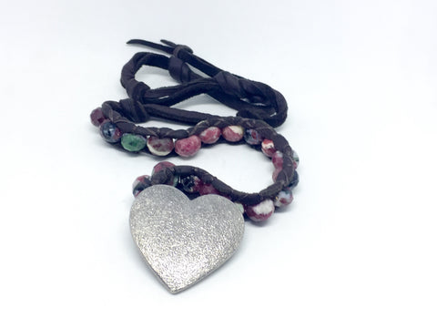 Flow with Spirit  Bracelet