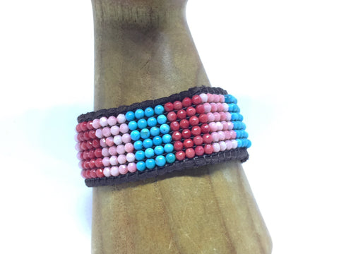 Path of Color Bracelet