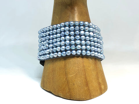 Blue Angelite Bracelet