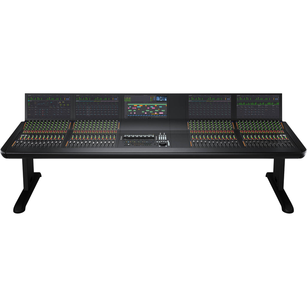 Blackmagic Fairlight Console Bundle 5 Bay - gears-of-future-gfx