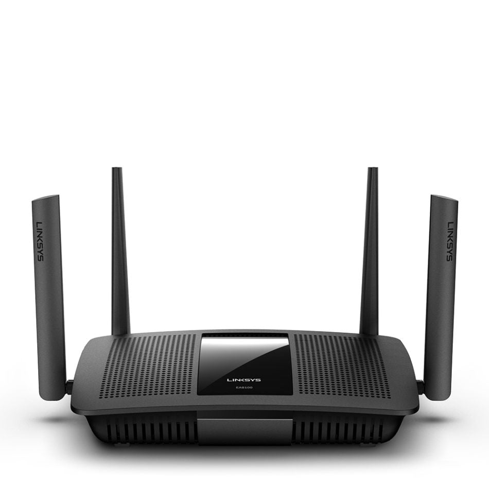 Linksys EA8100 Max-Stream™ AC2600 MU-MIMO Gigabit WiFi Router