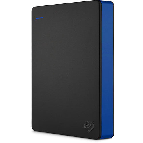 Seagate Game Drive 4TB External Portable HDD – Compatible with PS4 (STGD4000400)