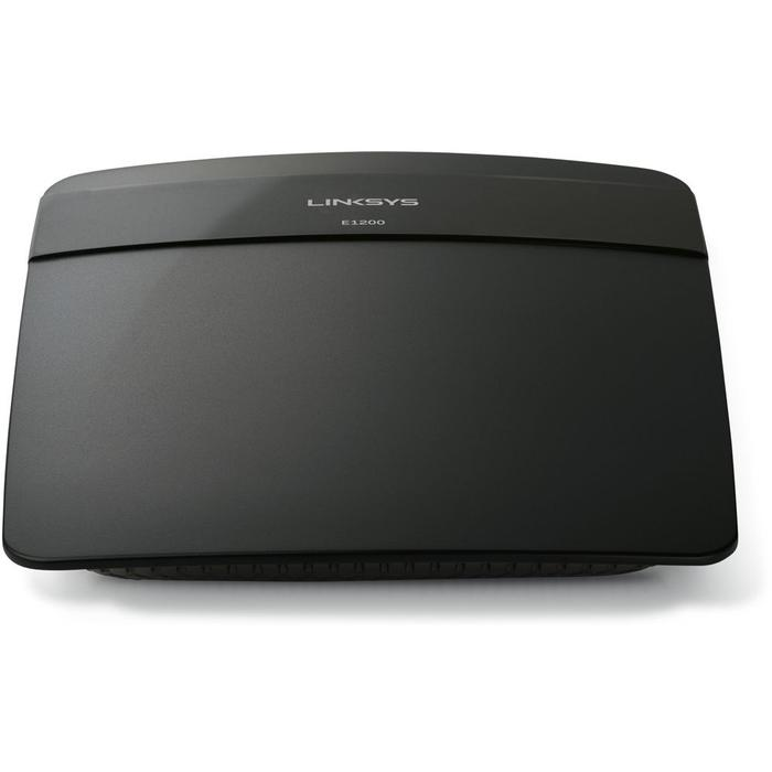 Linksys E1200 Up to 300Mbps (CISCO N300) Wi-Fi Router