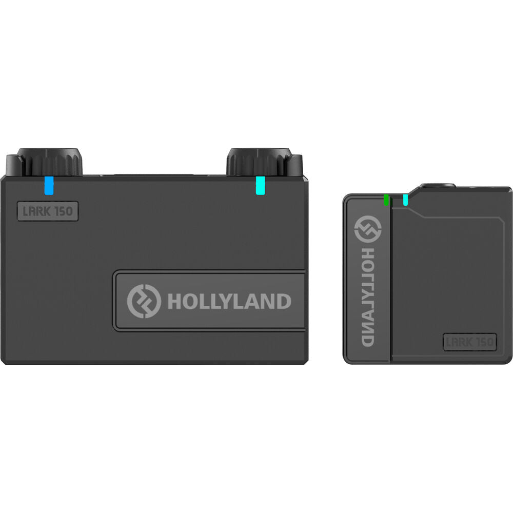 Hollyland LARK 150 Solo Wireless Microphone System (2.4 GHz)