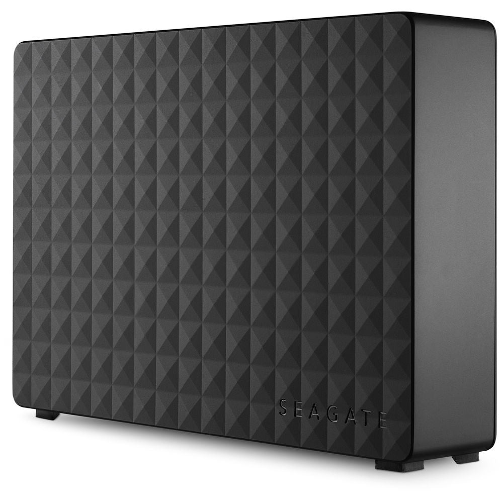Seagate Expansion Desktop 8TB External Hard Drive HDD – USB 3.0 for PC Laptop and 3-Year Rescue Services (STEB8000402)
