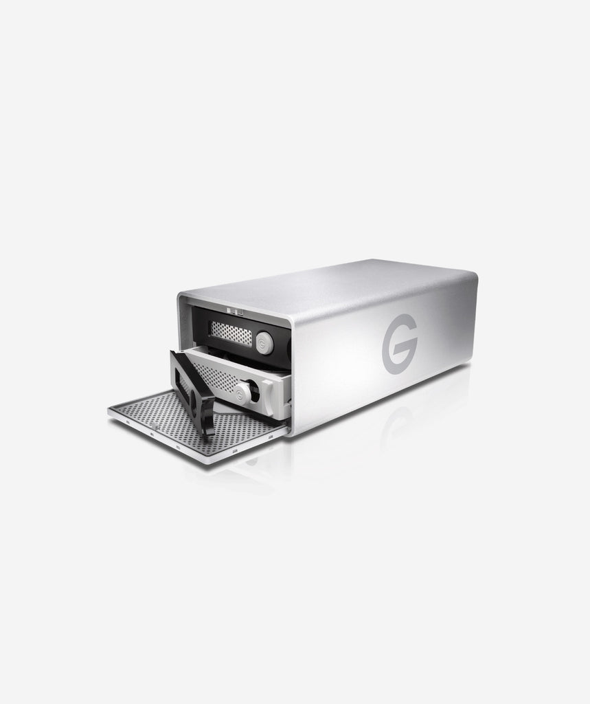 G-Technology G-RAID with Thunderbolt 3 Desktop HDD(Hard Drive) 8TB/12TB/16TB/20TB/24TB - gears-of-future-gfx