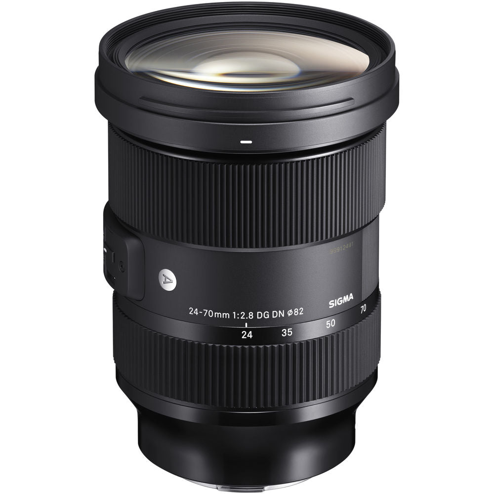 Sigma 24-70mm f/2.8 DG DN Art Lens for Leica L