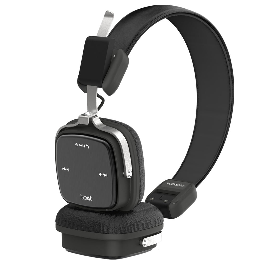 boAt Rockerz 600 Bluetooth Headphone with Luxurious Sound