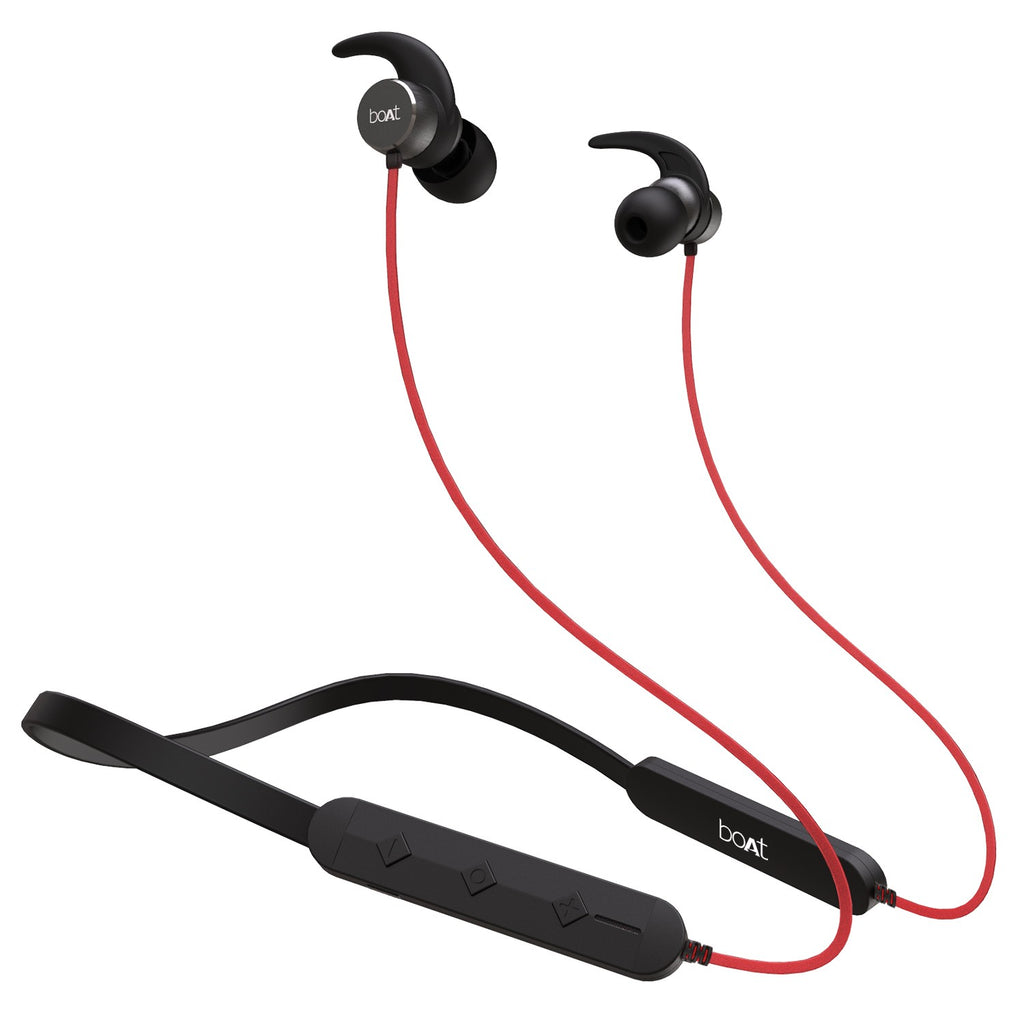 boAt Rockerz 255 Pro in-Ear Bluetooth Neckband Earphone with Mic