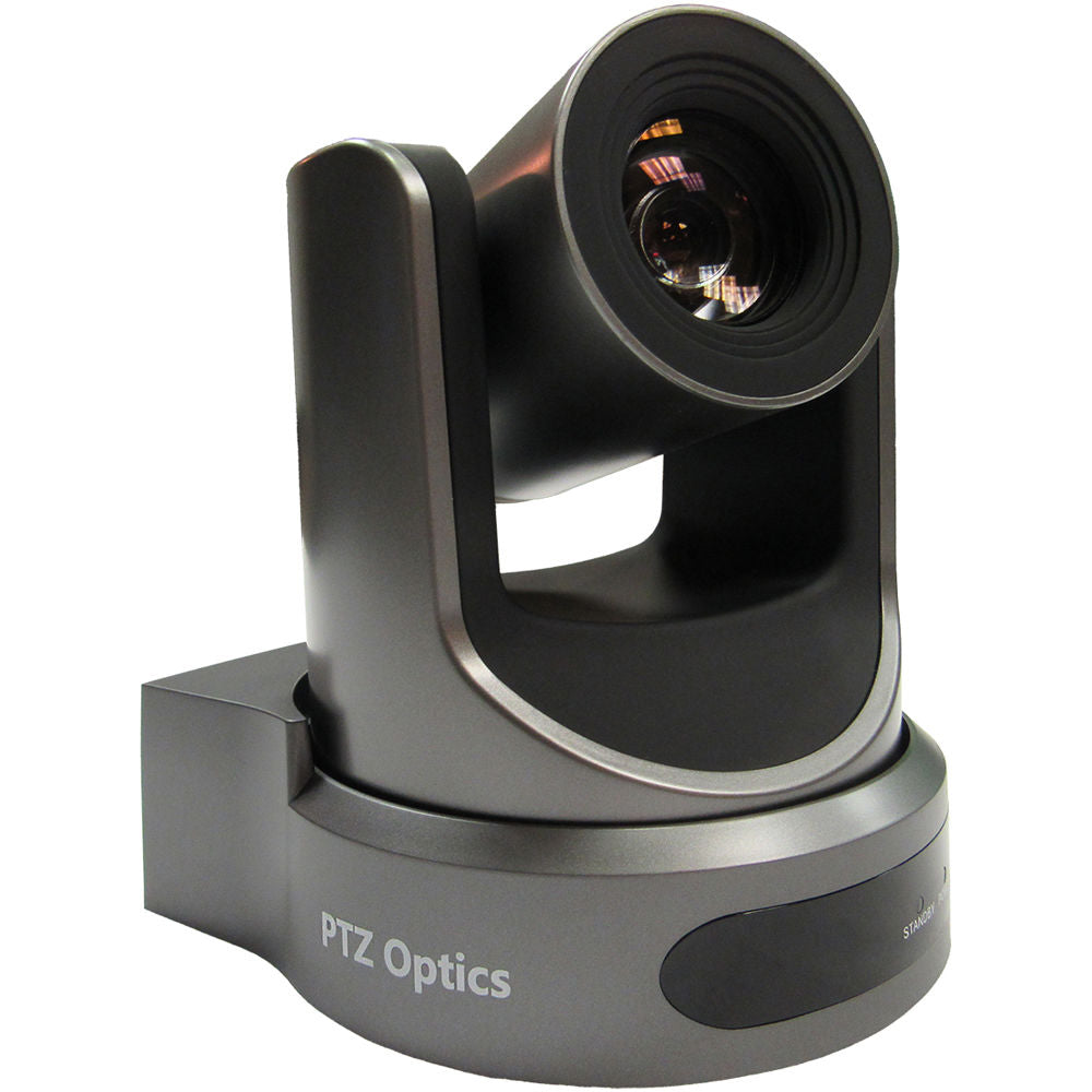 PTZOptics 20X-NDI Broadcast and Conference Camera