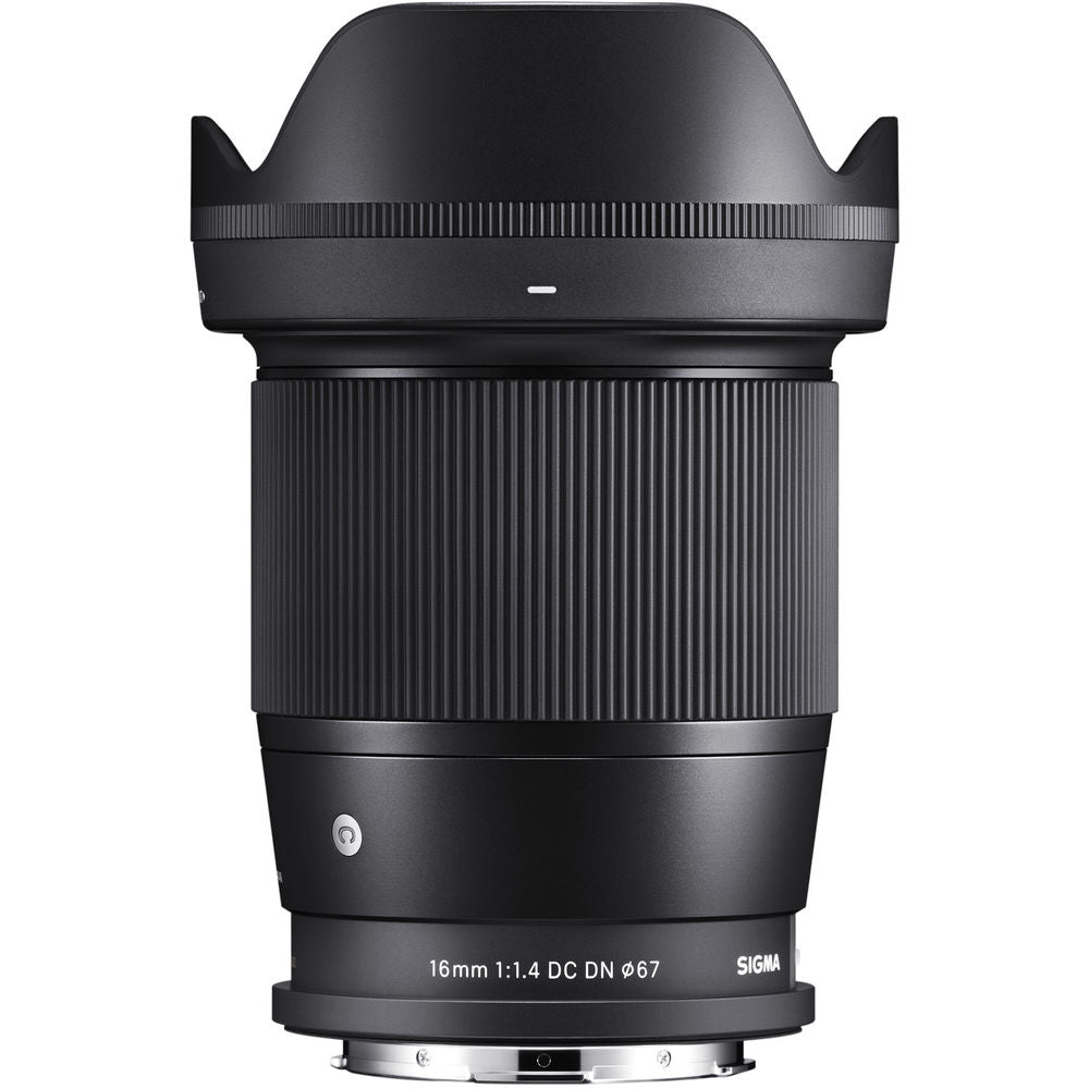Sigma 16mm/30mm/56mm f/1.4 DC DN Contemporary Lens for Leica L