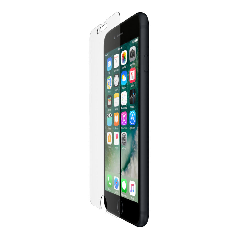 Belkin Tempered Glass Screen Protector for iPhone 8/7/6s/6