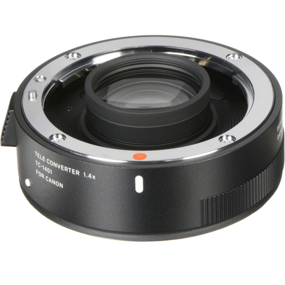 Sigma TC-1401 1.4x Teleconverter for Canon EF