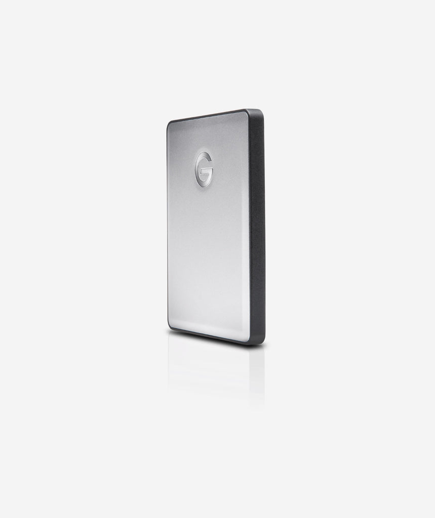 G-Technology G-DRIVE Mobile Hard Drive 1TB Portable - 0G06071 - gears-of-future-gfx