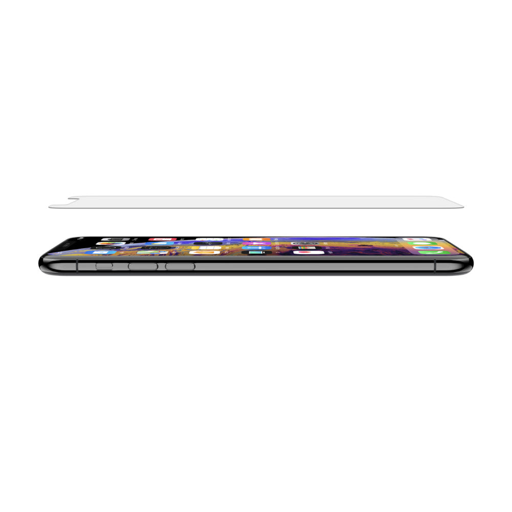 BELKIN IPHONE XS MAX TEMPERED GLASS